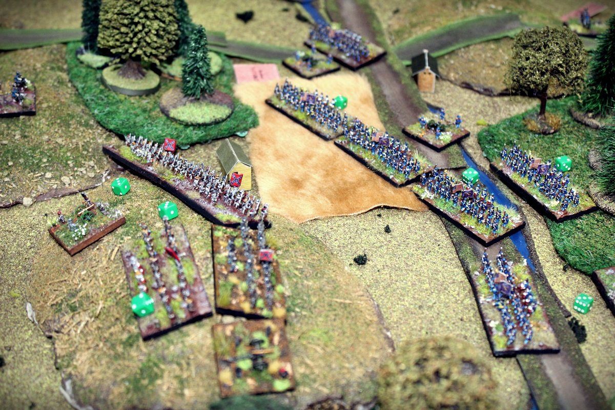 AAR: Pierwsza bitwa nad Bull Run / AAR: First battle of Bull Run
