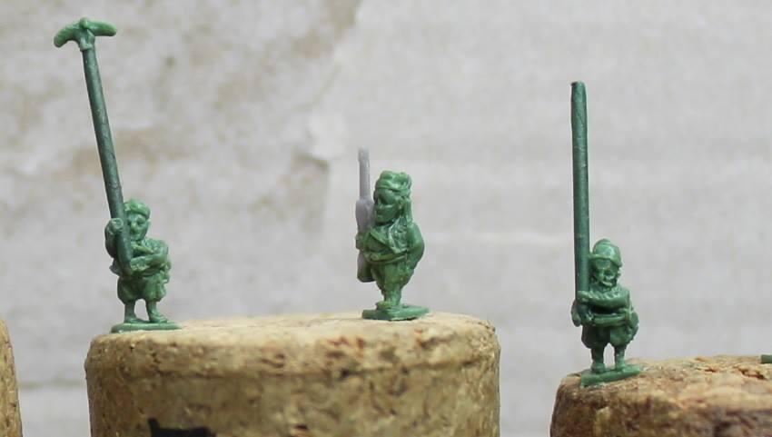 Nadchodzą żuawi! / Here comes the zouaves!