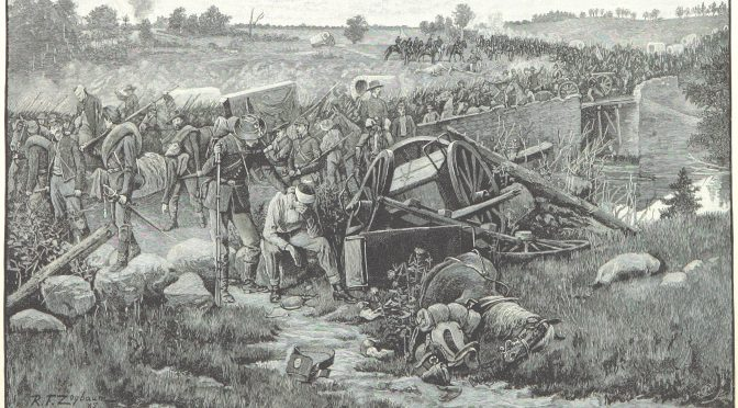 2 bitwa pod Manassas / Second Battle of Manassass