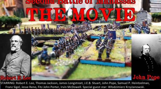 Raport bitewny: Druga bitwa pod Manassas / Battle report: Second Battle of Manassas