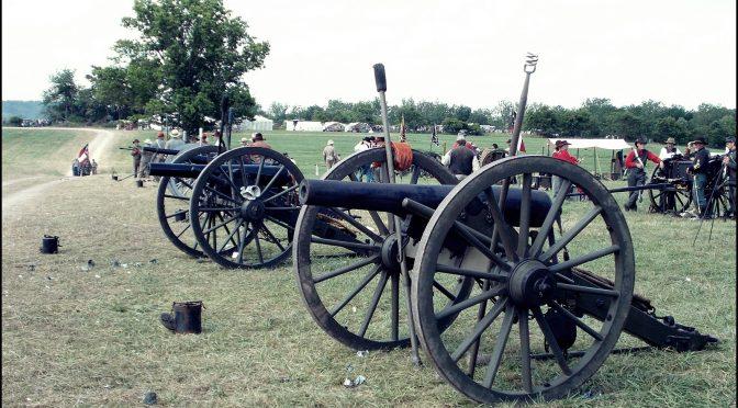 Artyleria – ostateczny argument królów. Kolejne 3 rozdziały podręcznika opublikowane!