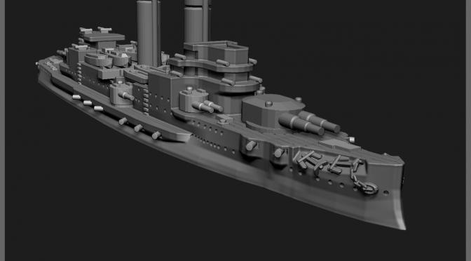 Borodino class battleship