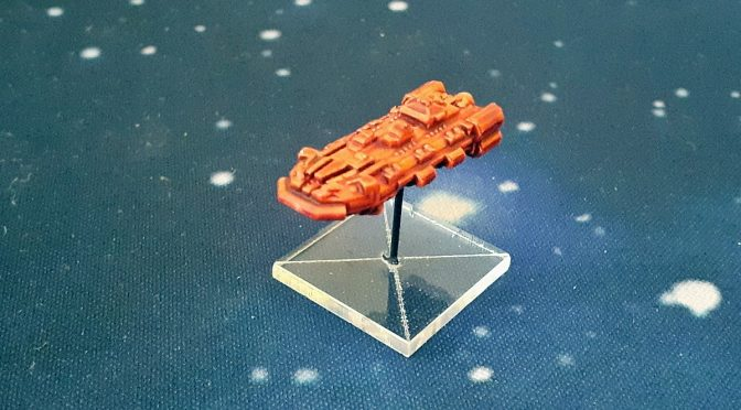 GM Boardgames is a licensed producer of space warships from Assault Publishing Studio