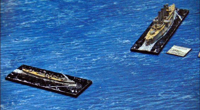 Bitwa morska koło przylądka Boltero