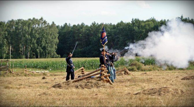 Bitwa pod Chickamauga, Giżyn 2018, czyli spostrzeżenia początkującego szeregowca