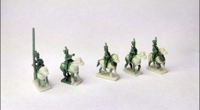 Nadchodzą huzarzy! / Here comes the hussars!