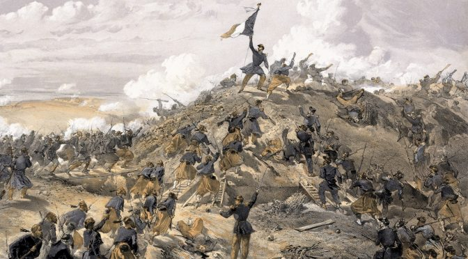 French Army for Gods of War: Robert E. Lee