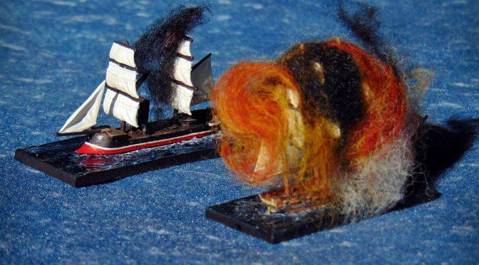 Gods of War: Togo – some naval news
