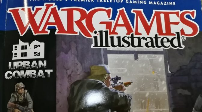GM Boardgames na łamach Wargames Illustrated