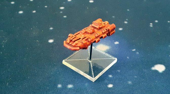 GM Boardgames licencjonowanym producentem statków kosmicznych od Assault Publishing